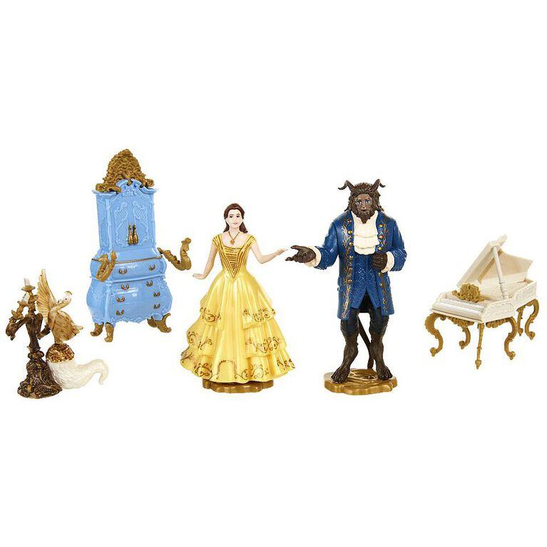Disney - Beauty & The Beast Live Action Figure Set - Belle