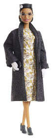 Barbie Rosa Parks Barbie Inspiring Women Doll - English Edition