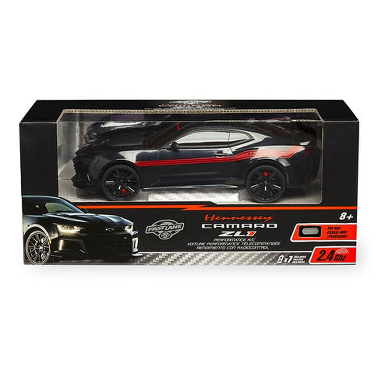 Fast Lane 1:16 Scale Performance R/C Hennessey Chevy Camaro ZL1
