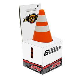 Fast Lane R/C Racing Cones - Set of 6