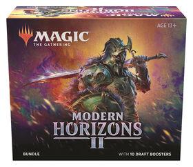 """Bundle """"Horizons du Modern 2"""" de Magic Le Rassemblement - Édition anglaise"""