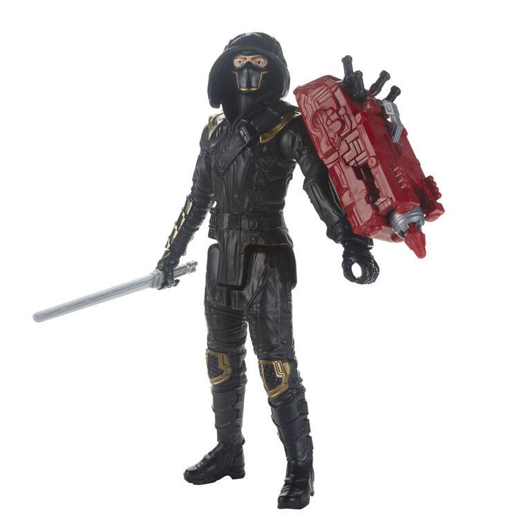 Marvel Avengers: Endgame Titan Hero Series Ronin 12-Inch-Scale Action Figure with Titan Hero Power FX Port