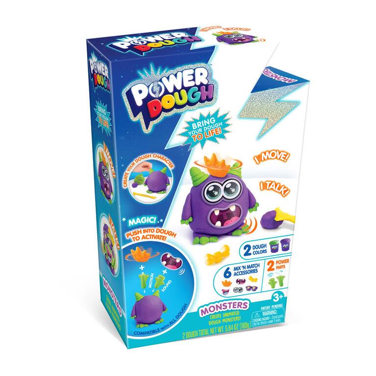 Power Dough Small Kit - Monsters