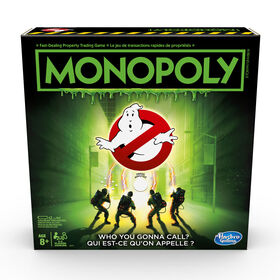 Monopoly Game: Ghostbusters Edition - English Edition
