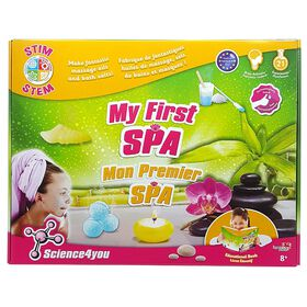 Science4you - Mon premier spa.