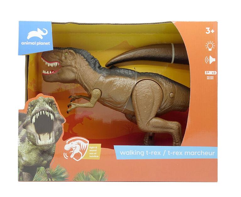 Animal Planet - T-rex marcheur - Notre exclusivité