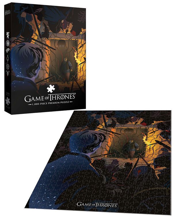"Game of Thrones ""Hold The Door"" 1000 Piece Puzzle"