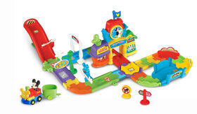 VTech® Go! Go! Smart Wheels® Mickey Choo-Choo Express - English Edition