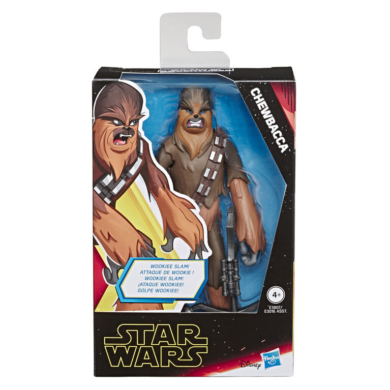 Star Wars Galaxy of Adventures Star Wars: The Rise of Skywalker Chewbacca