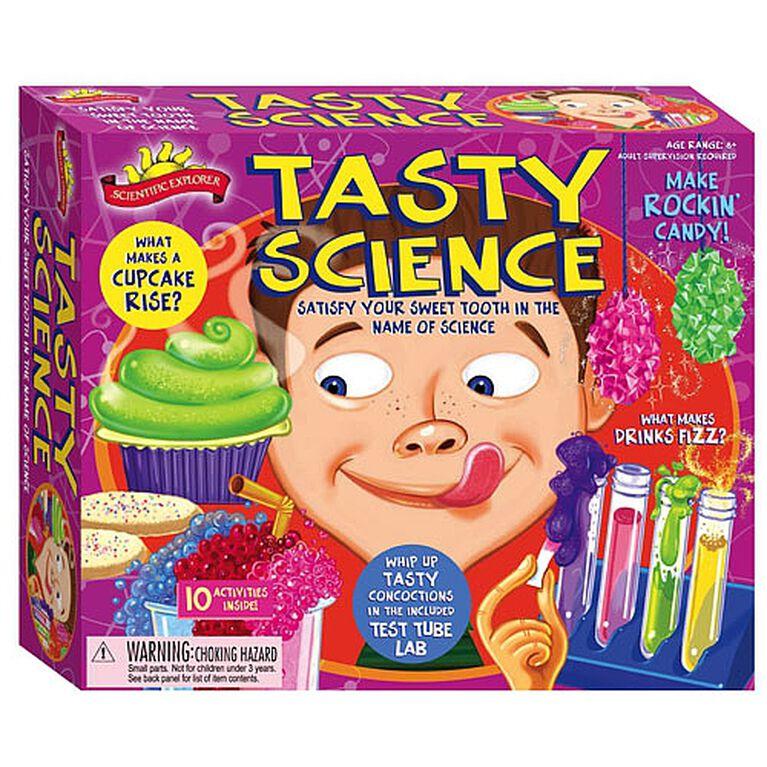 Tasty Science Food Kit