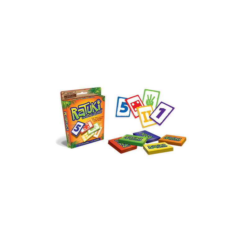 RATUKI Card Game