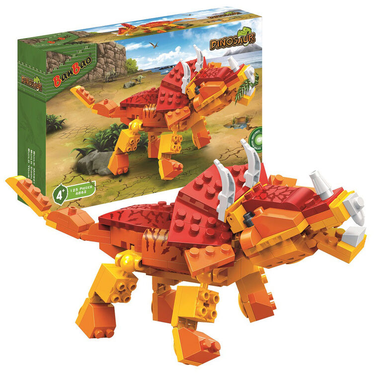 BanBao Dinosaur - Triceratops
