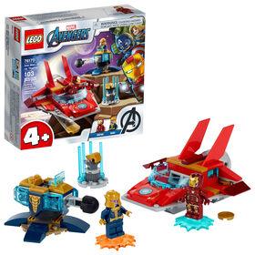 LEGO Super Heroes Iron Man contre Thanos 76170