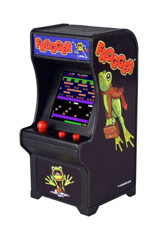 Red Planet Tiny Arcade - Frogger