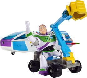 Disney Pixar Toy Story Buzz Lightyear Space Command Playset.