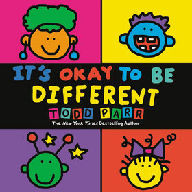 Little, Brown Books for Young Readers - It's Okay To Be Different - English Edition