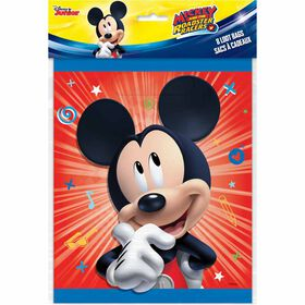 Mickey Loot Bags 8 pieces