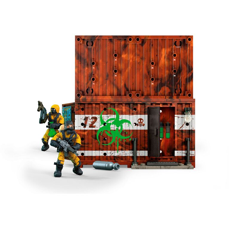 Mega Construx Call of Duty HAZMAT Lab Armory