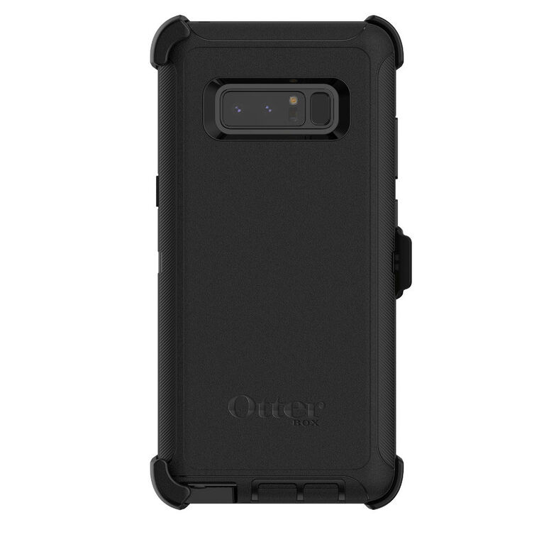 OtterBox Defender Samsung Note 8 Black