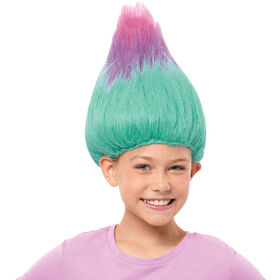 DreamWorks Trolls World Tour Troll-rific Satin Wig