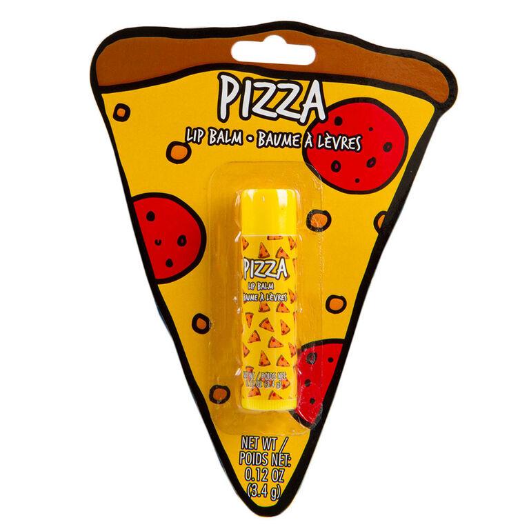 S.Lab Junk Food Scented Lip Balm - Pizza