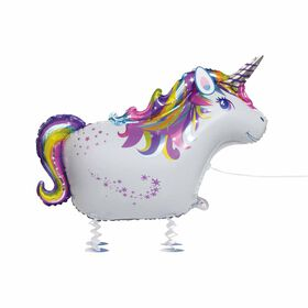 Walking Pet Unicorn Foil