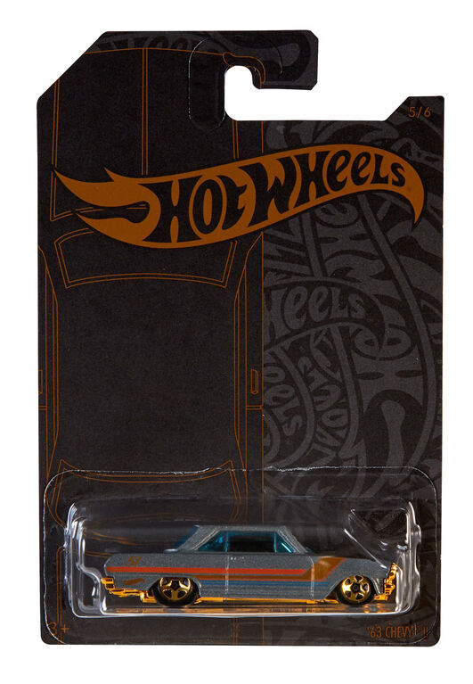 Hot Wheels '63 Chevy II Vehicle - Styles May Vary