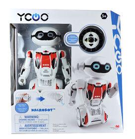 Robots Macrobot - Rouge