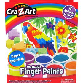 Cra-Z-Art - Washable Finger Paint