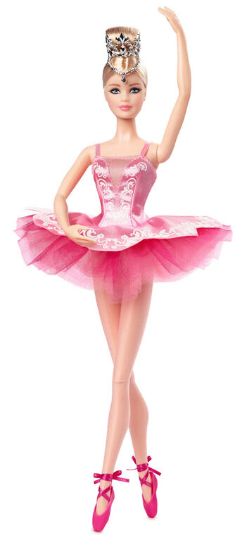 Barbie - Poupée Voeux de ballet - Édition anglaise