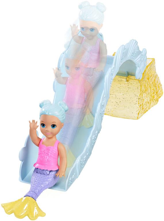 Barbie Dreamtopia Mermaid Nursery Playset
