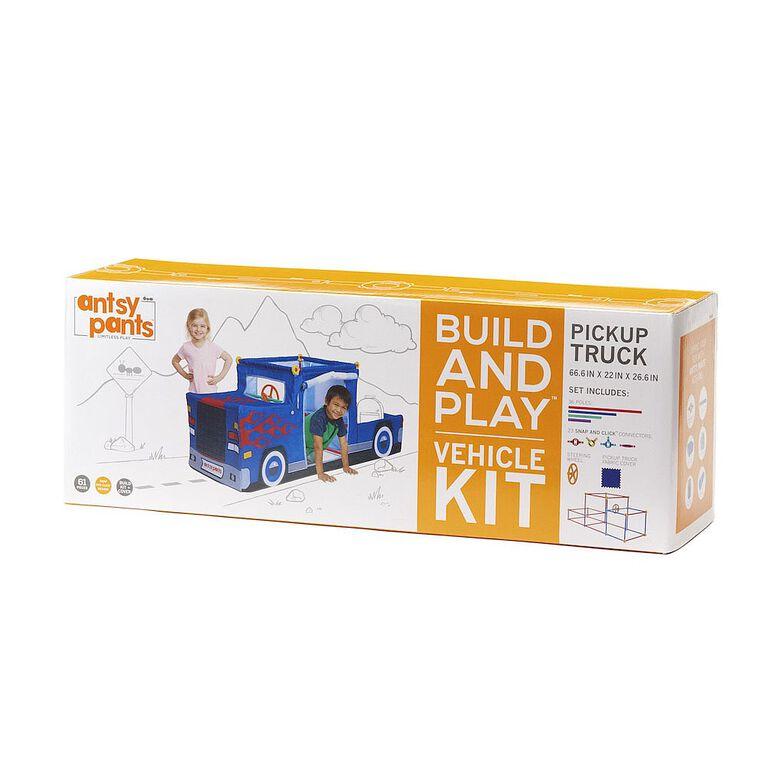 Antsy Pants Build & Play - Pickup Truck Vehicle Kit