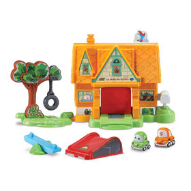 VTech Tut Tut Cory Bolides The Bolides Playhouse - French Edition