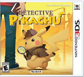 Nintendo 3DS - Detective Pikachu