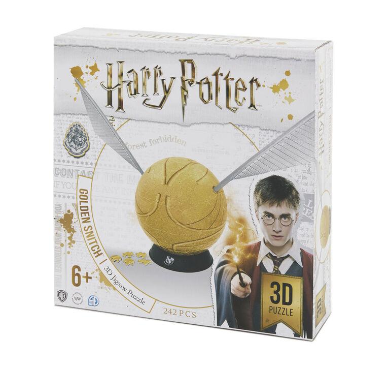 Vif d'or Harry Potter de 15 cm - Édition anglaise