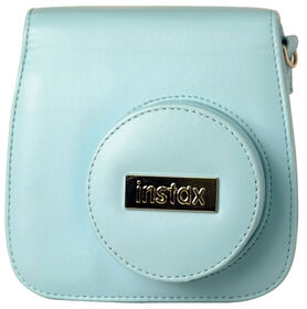 "Fujifilm Instax Mini 9 ""Groovy Case"" - Blue"