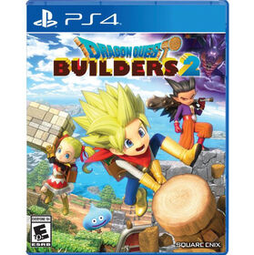PlayStation 4 Dragon Quest Builders 2