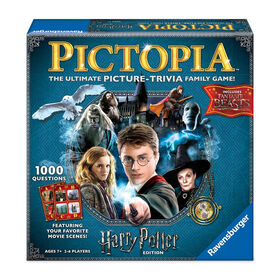 Ravensburger: Trivia - Pictopia Harry Potter Edition Game