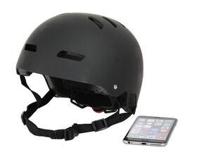 Dimensions Bluetooth Black Helmet