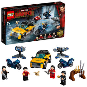 LEGO Super Heroes Escape from The Ten Rings 76176