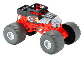 Hot Wheels Monster Trucks Bone Shaker Lights & Sounds Vehicle