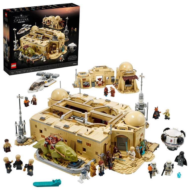 LEGO Star Wars Cantina de Mos Eisley 75290
