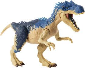 Jurassic World Dual Attack Allosaurus.