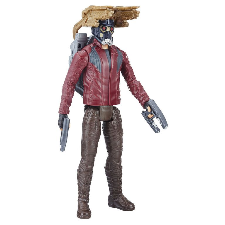 Marvel Avengers: Infinity War Titan Hero Power FX Star-Lord - English Edition