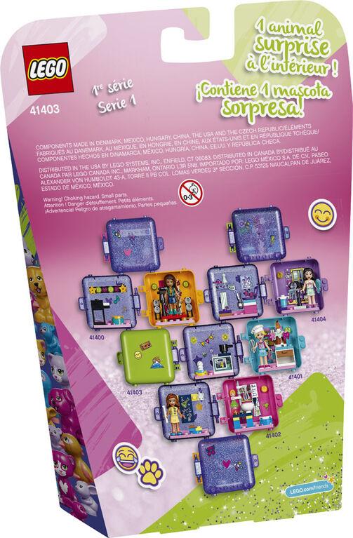 LEGO Friends Mia's Play Cube 41403