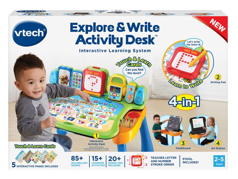 Vtech Explore and Write Activity Desk - English Edition