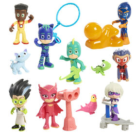 PJ Masks Deluxe Figure Set - English Edition