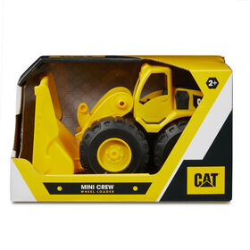 Cat Mini Crew Wheel Loader