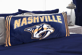 NHL Body Pillow - Nashville Predators