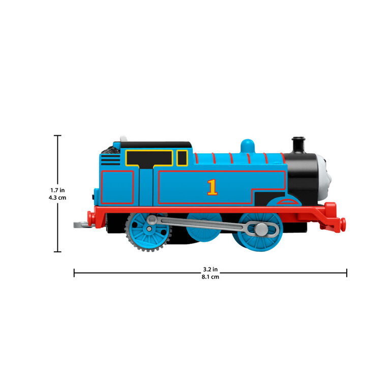 Thomas & Friends TrackMaster Metallic Motorized Engines Assortment -Styles Vary - English Edition